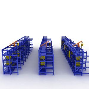 Ouverture complète du système de rayonnage à palettes de stockage industriel Prix