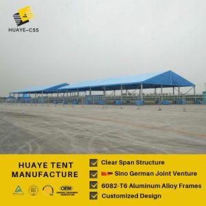 Kleines Ausstellung-Zelt mit transparenten Belüftung-Deckeln (hy907b)