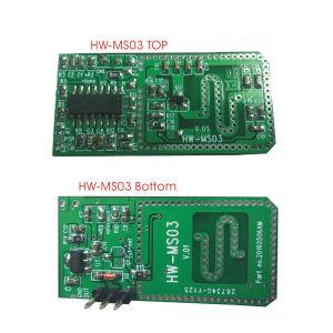 Onlangs 3.3 de Raad van de Sensor van de Motie van de v- Microgolf voor het Licht van het Plafond