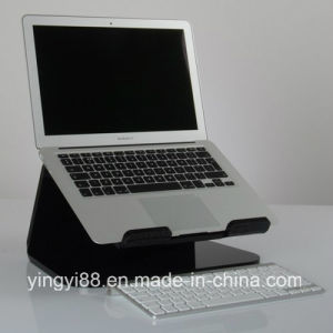 Soporte para portátil de acrílico más vendidos Fabricante Shenzhen