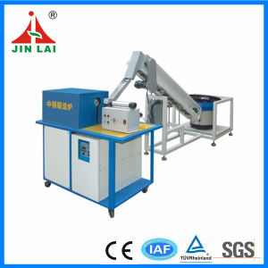 自動振動の挿入の鍛造材機械誘導加熱(JLZ-70)