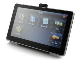 Navigateur GPS de voiture de 5 pouces Super Slim