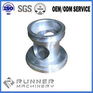 Kundenspezifisches CNC-kupferner Drehbank-Messing maschinell bearbeitetes Stahlmaschinell bearbeitenteil