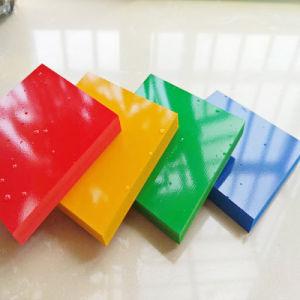 물자를 인쇄하는 스크린을%s 착색된 1-5mm PVC 거품 장