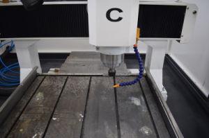 Molde de metal duro de la máquina de grabado tallado