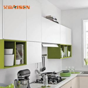 A China apresentou qualificada barato conjunto de cozinha moderna à prova de armários de cozinha