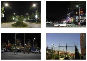 Energie - LEIDENE van het Parkeerterrein van de besparings OpenluchtVerlichting 100W Straatlantaarn