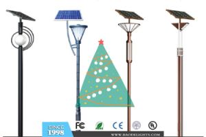 シンプルな設計の太陽エネルギーの庭ライト