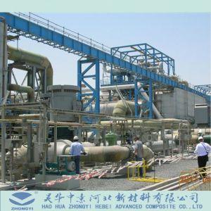 化学工業のためのガラス繊維の管