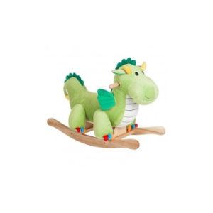 De Dinosaurios Madera Alta Calidad Caballito Peluche vmNnw0O8
