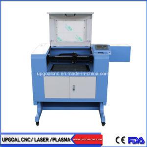 ブランデーのびんのロゴの二酸化炭素レーザーの彫版機械500*400mm