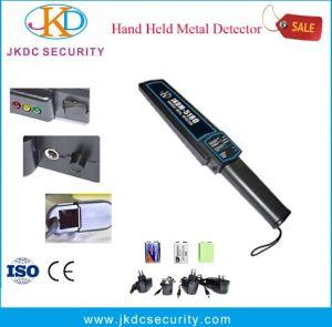 Metal detector portatile per il controllo di obbligazione di scansione del corpo