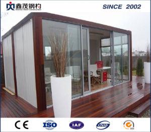 China prefabricados Muebles Casa contenedor contenedor con wc (Hogar).
