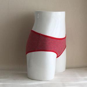 Tintura hilado Boxer Shorts para las mujeres