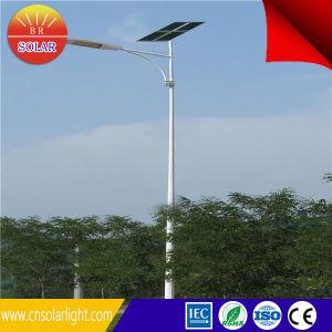 12V/24V LED inteligente de la calle la luz solar 24W