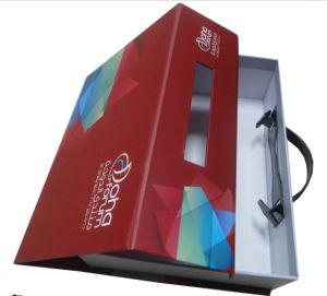 WindowのEco Paper Suitcase Shape Gift Box