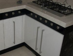 Edelstahl-Metallschrank-Luftauslaß für Küche-Möbel