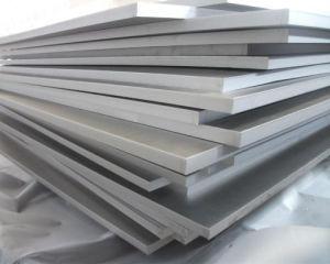 Stock Hoja de titanio puro y aleaciones de titanio tira la placa de titanio