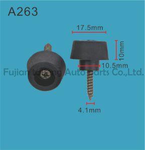 Auto-zusätzlicher Auto-Stoss-Typ Haltering, Selbstclips und Plastikbefestigungsteil-Fabrik-Zubehör