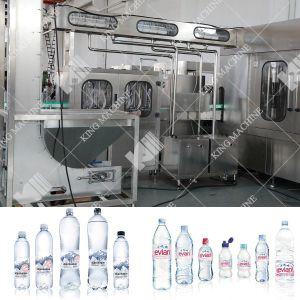 自動ペットびん洗浄、中国からの充填機