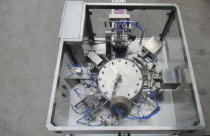 Ya confeccionados Doypack gránulo giratoria funda con cremallera de la máquina de embalaje