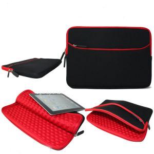 Neopren-Laptop-Hülsen-Tablette-Aktenkoffer-Tragen