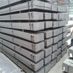 El corte de acero laminado en caliente barra plana con BV, SGS, la certificación ISO
