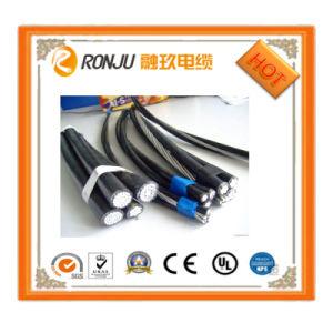 Yjv 3*4 XLPE assottiglia il cavo elettrico isolato PVC corazzato del filo di acciaio