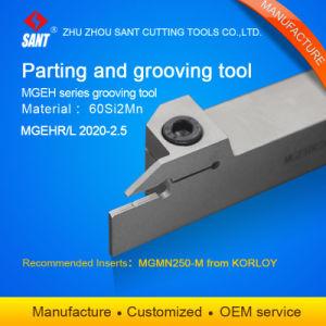 Tour à tronçonner externe, outils de tournage et de rainurage avec inserts Mgmn250-M