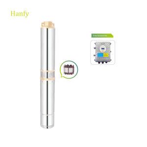 熱い販売太陽DCの12Vによって動力を与えられる池の水ポンプシステム