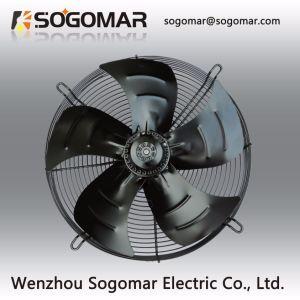 18-дюймовый диам. 450 мм 230 V AC вентилятор со стальным ножи для