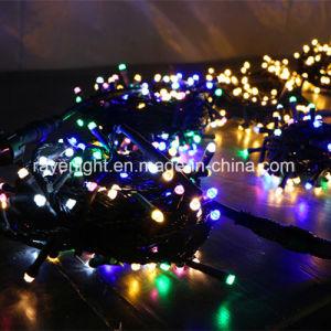 decoratieve Lichten van Kerstmis van het Koord van de Fee van 10m 200LED de Lichte