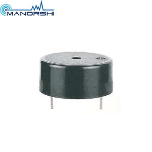 23mm 직경 85dB 12V 24V 소형 경보 Piezo 초인종 (MSPS23A)