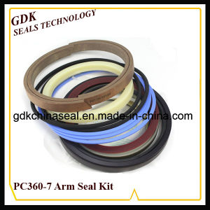 Qualidade Nok Kit de Vedação do Cilindro do Braço para PC360-7