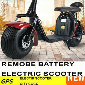 Remove Batteryの2018新しいMotor Power 1500W Electric Pocket Bike