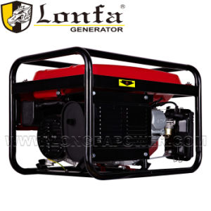 Arranque eléctrico generador de gasolina para HONDA GX160 5.5HP
