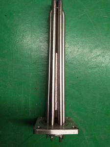 SS304 tubular da flange do aquecedor eléctrico industrial à prova de explosão