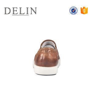 El Diseñador de 2018 hombres de alta calidad zapatos casual