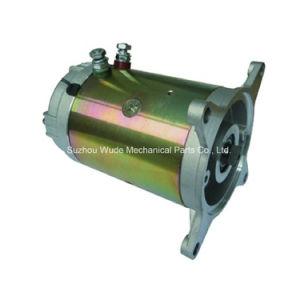 Motor hidráulico de 24V DC para carretilla elevadora zd2407A