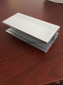 Quadrato, profilo rotondo e differente dell'espulsione della lega di alluminio per il portello e tubo 41 della finestra