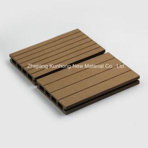 De Holle Houten Plastic Samengestelde Vloer van uitstekende kwaliteit voor Openlucht, Brug, Zwembad