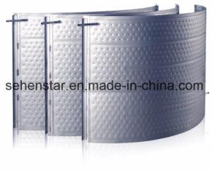 protection environnementale et l'efficacité de la plaque de cavité de la chaleur de la préservation de la plaque thermique