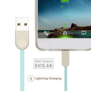Cavo di dati in lega di zinco del USB dei pesci di alta qualità per tipo C