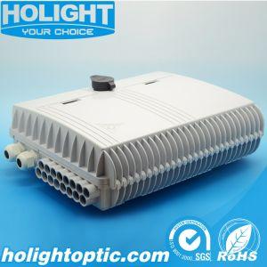 Sc/APC Dx оптическое волокно 16SC-24sp распределительной коробки для FTTH