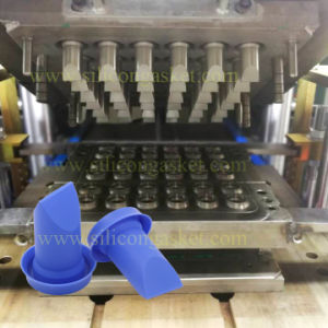 Muffa di gomma medica su ordinazione/del silicone della valvola che fa muffa