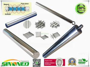 12000 Edelstahl-magnetischer Stab des Gauß-304 für Lebensmittelindustrie