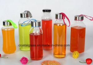 Getränkeglassaft-Flaschen