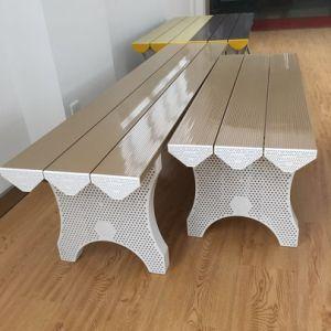 プラスチック着服の腰掛けか庭のベンチの腰掛けまたは防水およびさびないプラスチック腰掛け