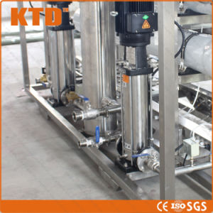 Purificatore di trattamento delle acque di osmosi d'inversione di osmosi di iso 2000L/Hour del Ce per l'estetica