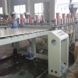 압출기 기계를 만드는 PVC WPC 거품 널 장